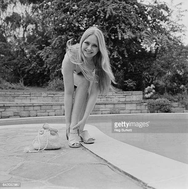 English actress Linda Hayden UK 29th May 1971