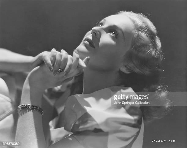 English Actress Madeleine Carroll
