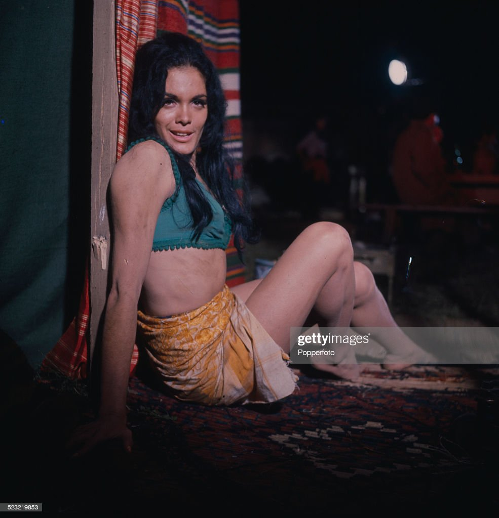 Martine Beswick actress