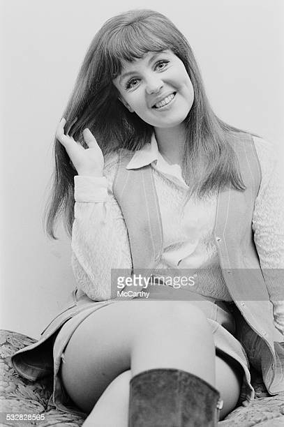 English actress Pauline Collins 1970