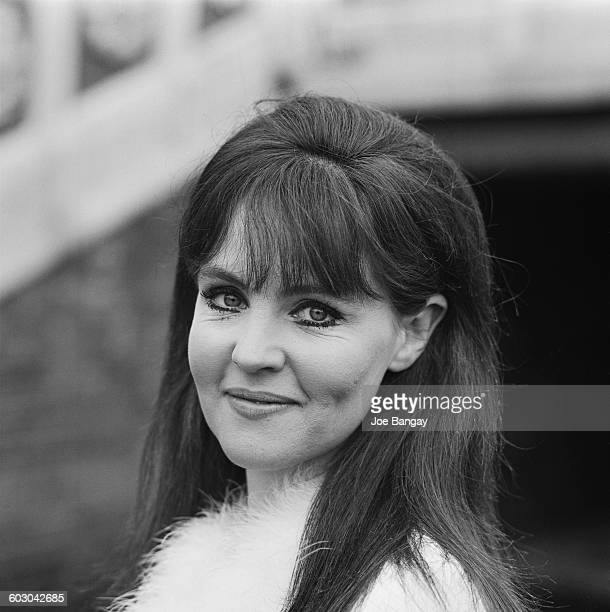 English actress Pauline Collins UK 1st April 1970