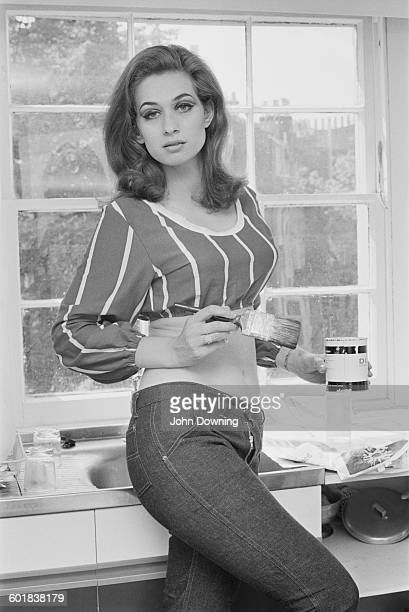 English actress Valerie Leon UK 1st July 1969