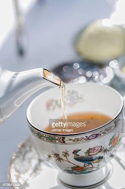 English afternoon tea