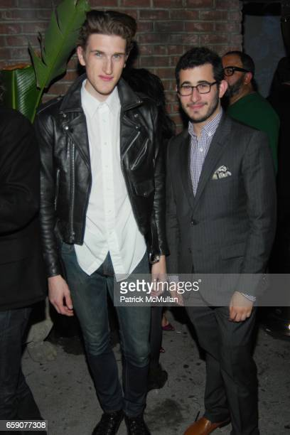 English and Michael Fenton attend Bryan Rabin Kelly Cole and Ian Cripps Present Diamond Dogs at hwood on April 9 2009 in Hollywood California