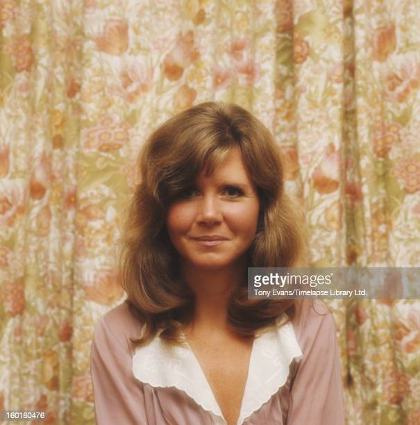 English author Jilly Cooper circa 1978