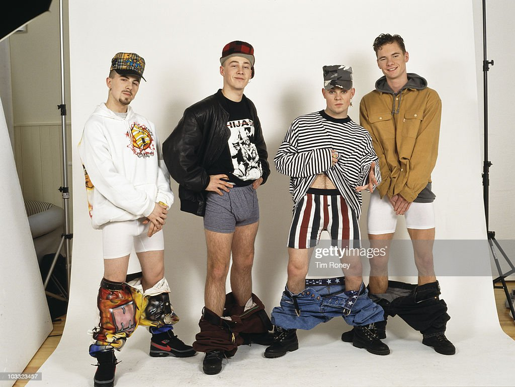 Boom Labrusca Shirtless Pop Group East 17 To R...
