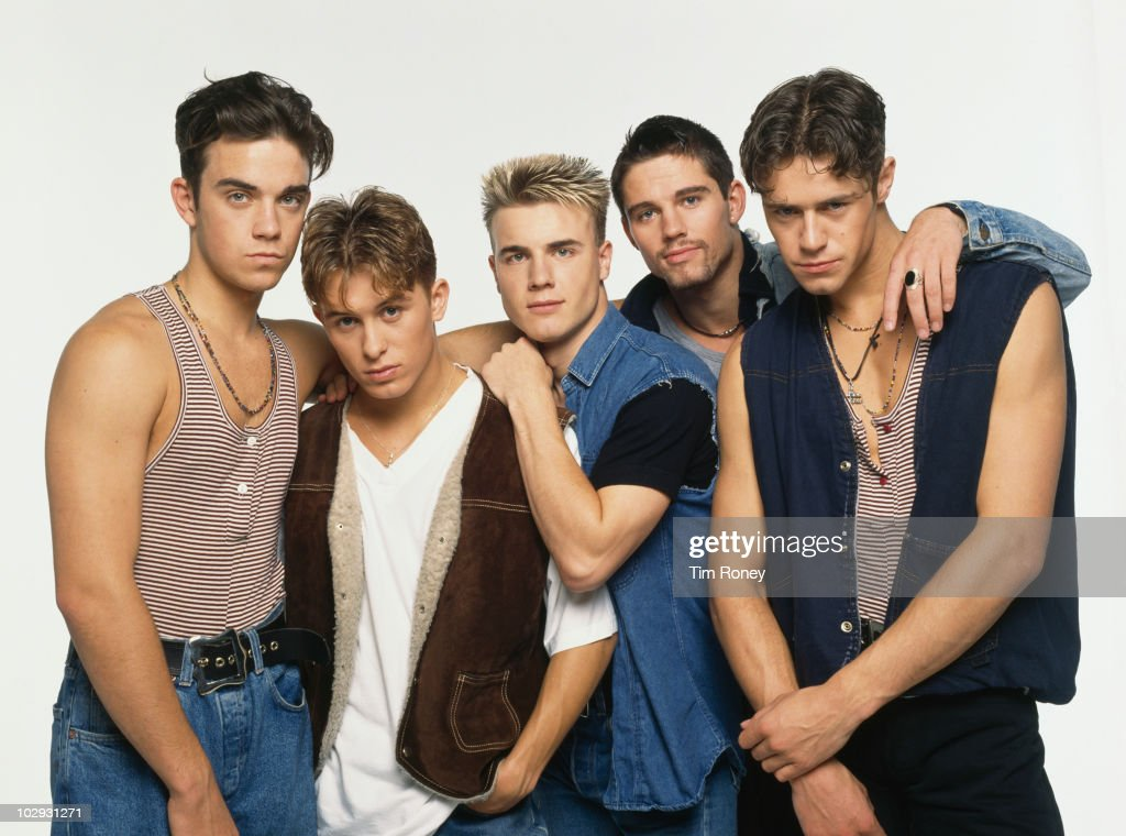 Archive Entertainment On Wire Image: Take That