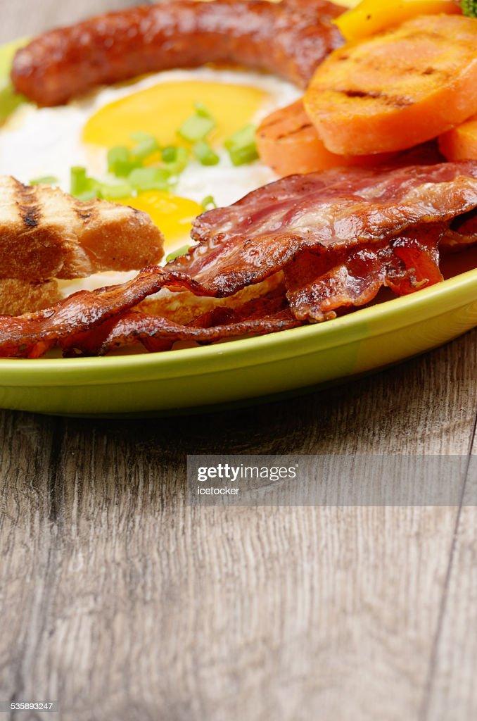 Petit déjeuner anglais : Photo
