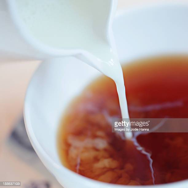 English breakfast tea, China