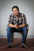 English celebrity chef Jamie Oliver poses for a portrait at the Sydney Royal Easter Show on March 26 2015 in Sydney Australia