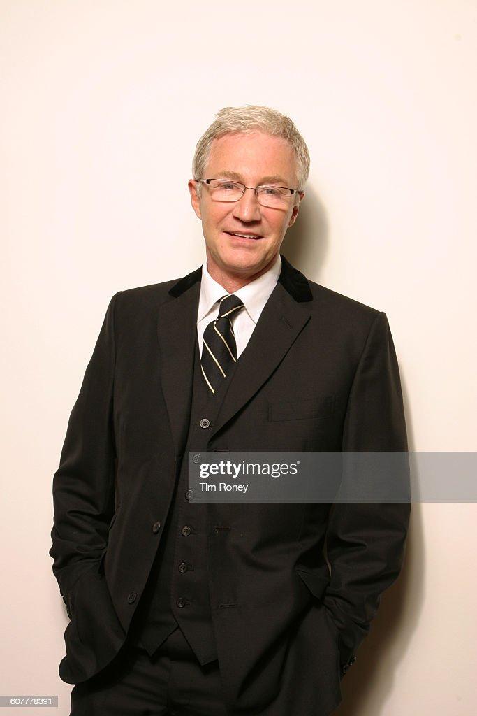 English comedian and television presenter Paul O'Grady, circa 2006.