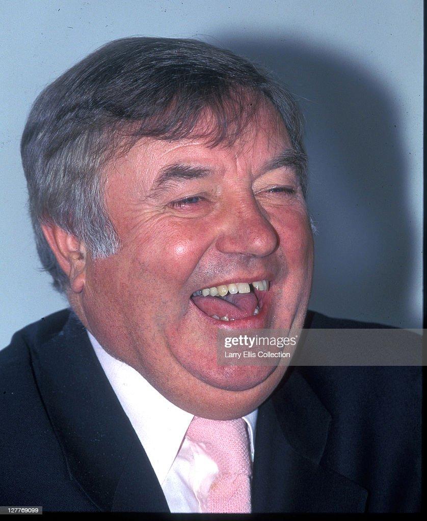 English comedian Jimmy Tarbuck, circa 1990.