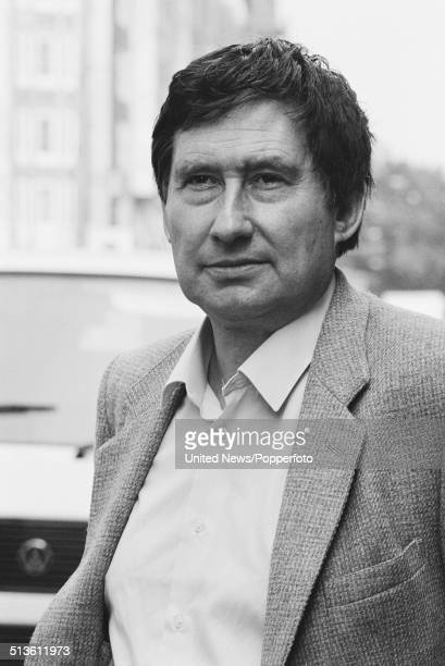English comedy writer and scriptwriter David Nobbs pictured in London on 4th July 1986