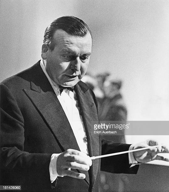 English conductor Eric Robinson 1955 Robinson conducted and presented at the BBC and was musical director of the Eurovision Song Contest in 1960 and...