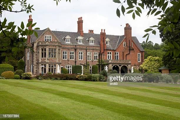 Englischen country mansion