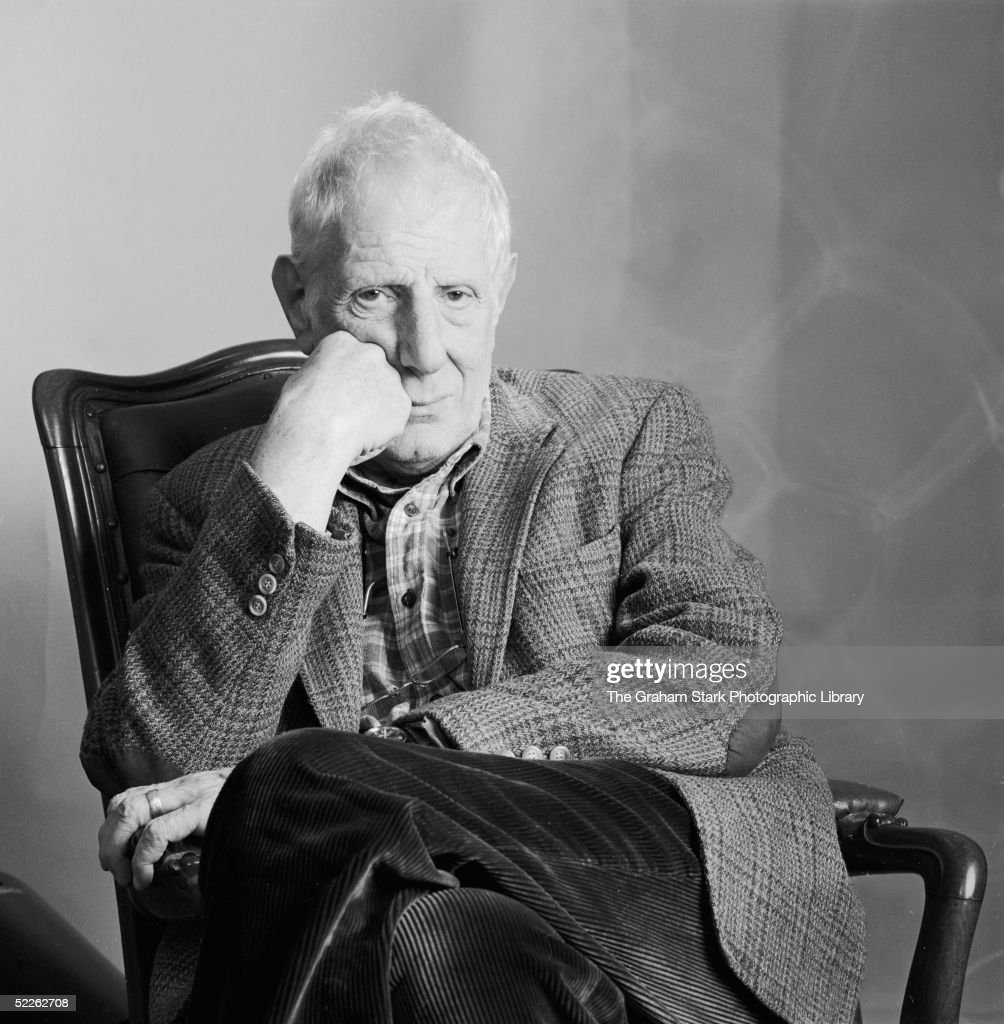 English doctor stage director author and television presenter Jonathan Miller circa 1990