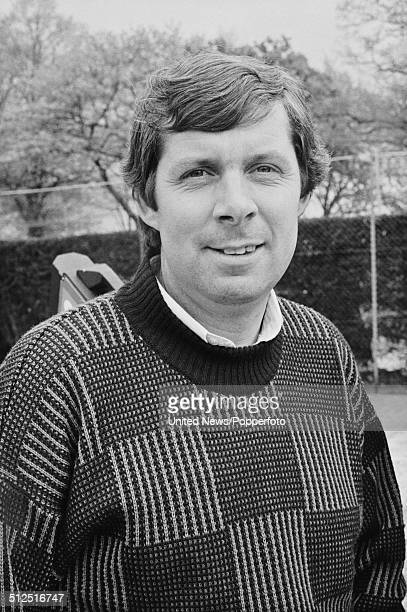 English ex athlete and television commentator Brendan Foster posed at the Lawn Tennis Association in Wimbledon on 8th May 1986