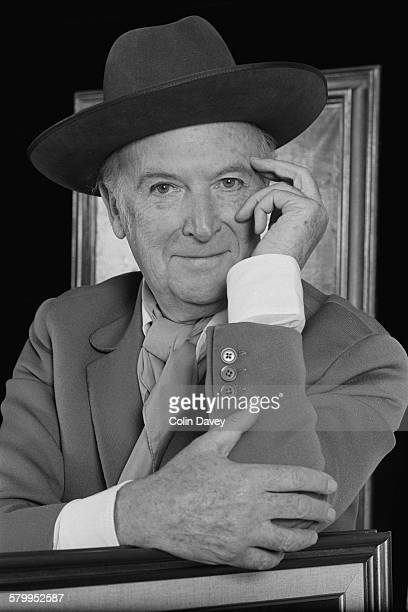 English fashion photographer Cecil Beaton 1904 1980 UK circa 1972