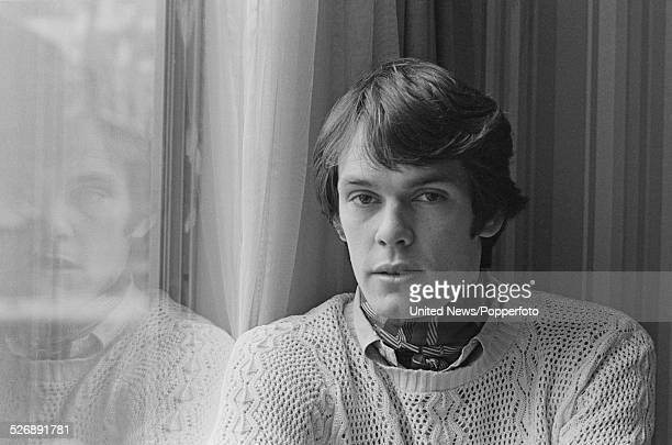 English figure skater John Curry pictured in London on 19th April 1978