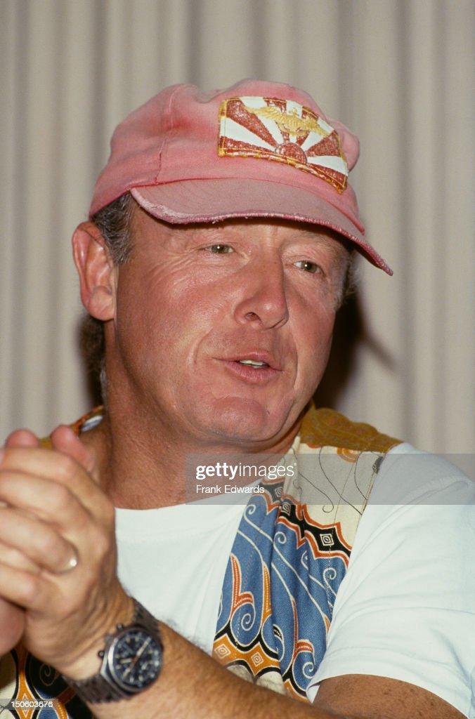 English film director Tony Scott 1996