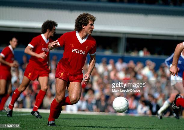 English Football League Division One Birmingham City v Liverpool Graeme Souness