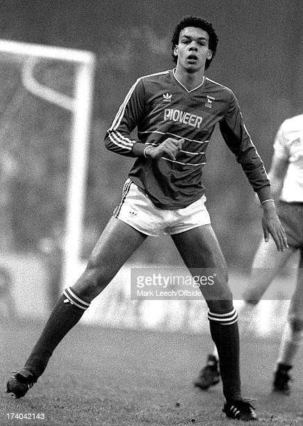 English Football League Division One Ipswich Town v Everton Jason Dozzell