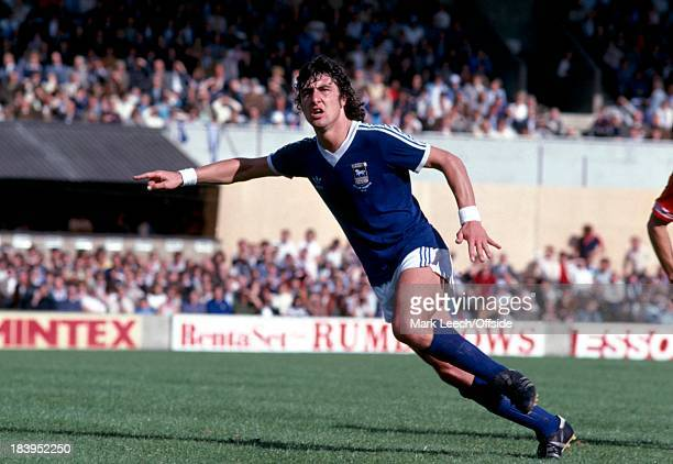 English Football League Division One Ipswich Town v Manchester United Brian Talbot