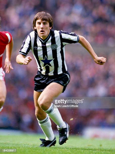 English Football League Division One Manchester United v Newcastle United Peter Beardsley