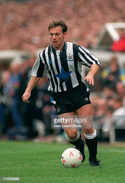 English Football League Division One Newcastle United v Tranmere Rovers John Beresford Photo by David Davies/Mark Leech Sports Photography/Getty...