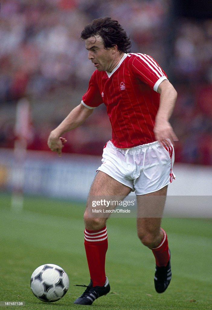 English Football League Division One Nottingham Forest v Brighton and Hove Albion John Robertson