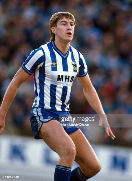 English Football League Division One Sheffield Wednesday v Liverpool Lee Chapman