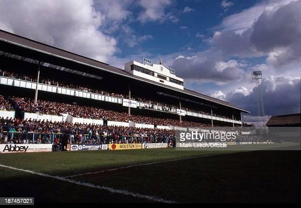 English Football League Division OneTottenham Hotspur v Nottingham Forest The East Stand at White Hart Lane