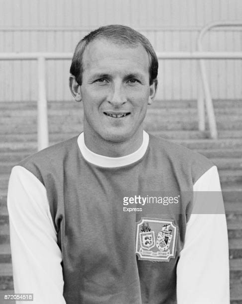 English football player Howard Wilkinson of Brighton Hove FC 15th August 1967