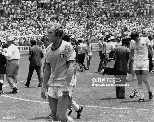 English footballer Bobby Moore