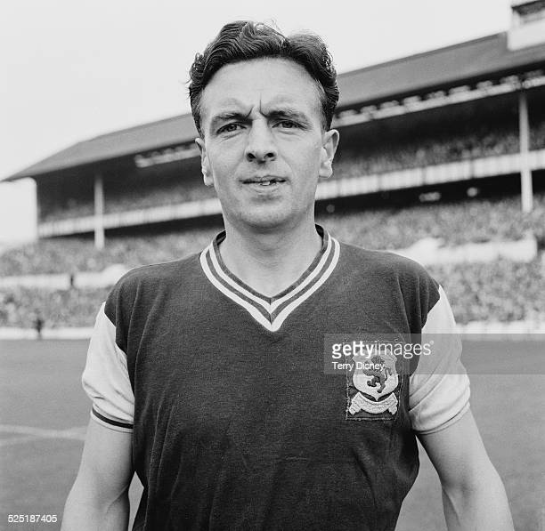 English footballer John Neal of Aston Villa October 1961