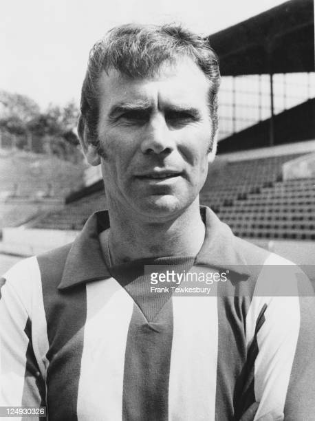 English footballer Peter Swan of Sheffield Wednesday FC 17th July 1972