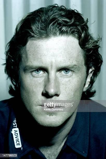 English footballer Steve McManaman of Manchester City FC Manchester circa 2005