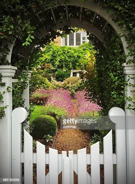 Jardin anglais gate