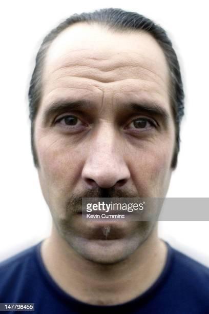 English goalkeeper David Seaman of Manchester City FC Manchester circa 2003