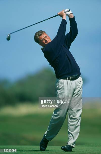 English golfer Warren Bladon wins the 1996 British Amateur Championship at Turnberry Golf Course Scotland UK 6th June 1996