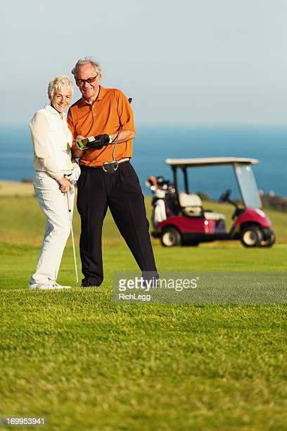 English Golfers