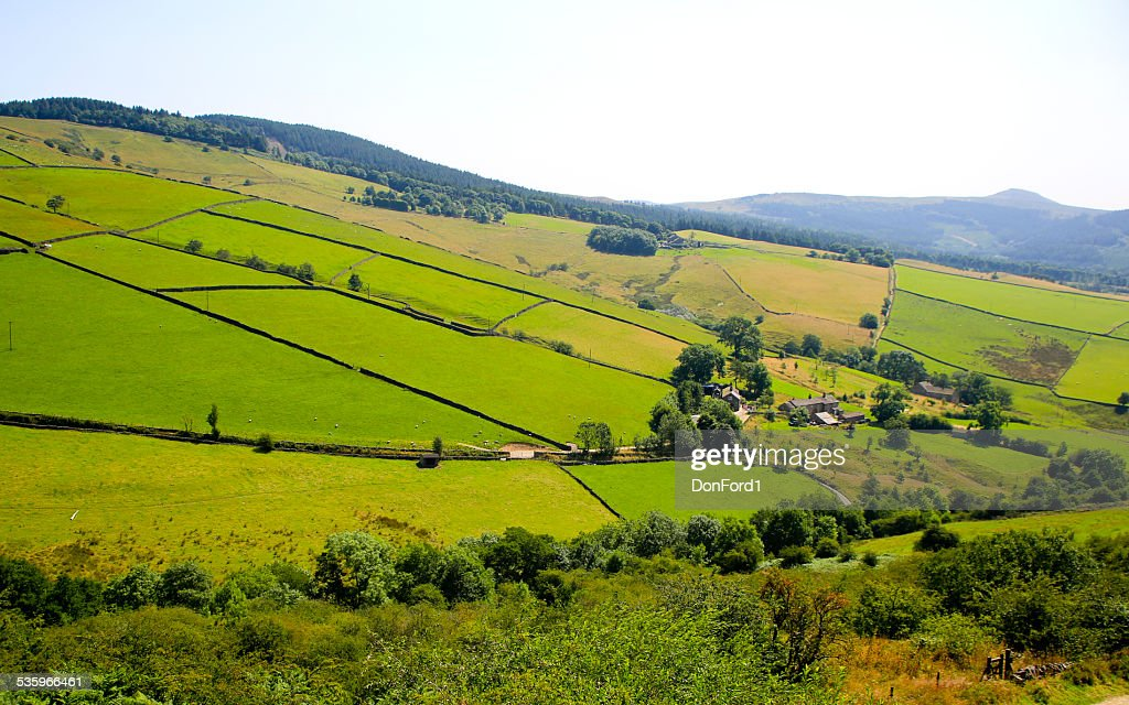 English Landscape : Stock Photo