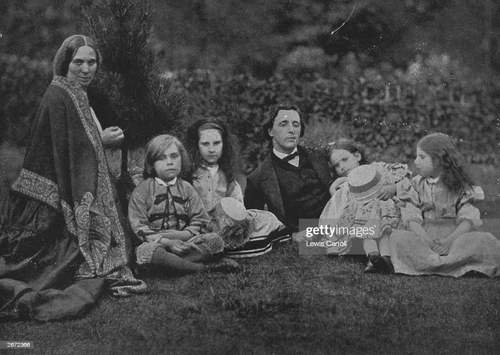 a biography of lewis carroll an english mathematician and photographer Who was charles lutwidge dodgson, the pioneer photographer, oxford don, and mathematician who, writing as lewis carroll, gave the world the jabberwock, tweedledum and tweedledee, the red.