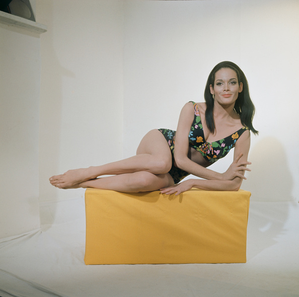 Martine Beswick Nude Photos 8