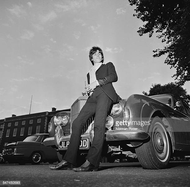 English musician and guitarist with The Rolling Stones Keith Richards is released on bail after being tried on drugrelated charges 30th June 1967