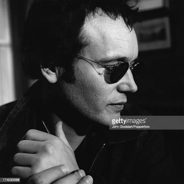English musician and singer Adam Ant circa 1990