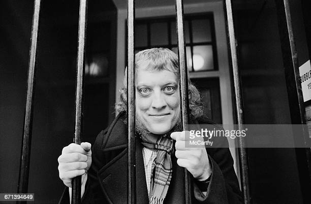 English musician Noddy Holder lead singer of glam rock band Slade UK 3rd December 1971