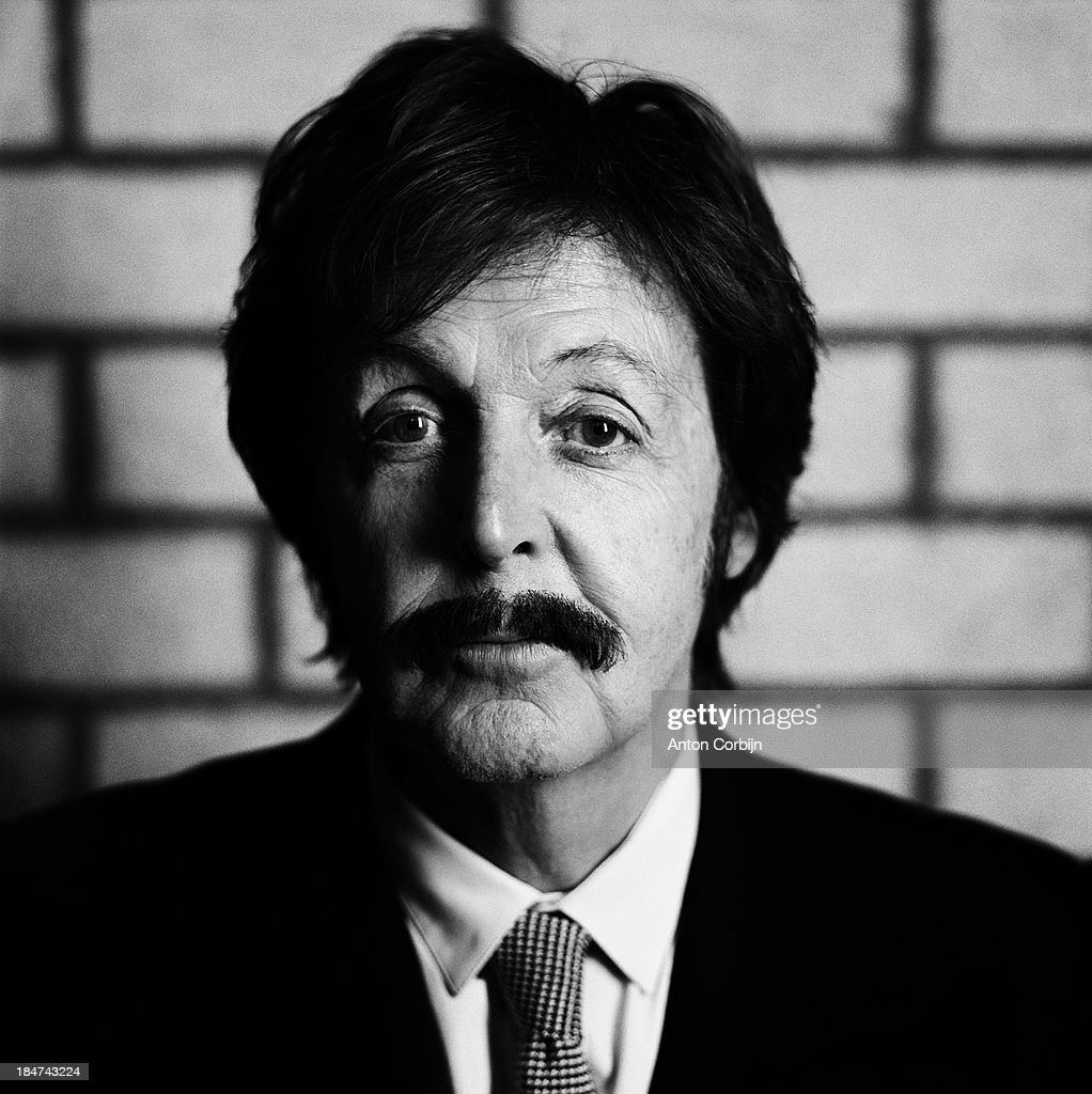English musician Paul Mccartney is photographed for Self Assignment on March 24, 2012 in Rotterdam, Netherlands.