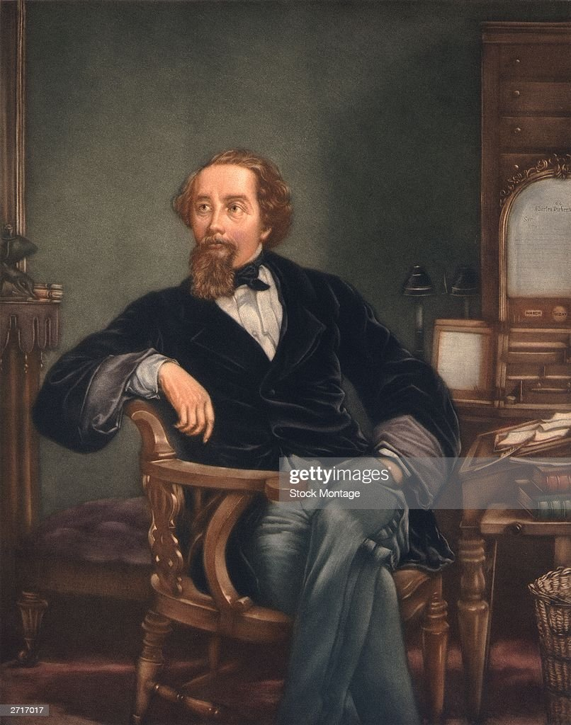 charles dickins essay The project gutenberg ebook of a tale of two cities, by charles dickens this ebook is for the use of anyone anywhere at no cost and with almost no restrictions whatsoever.