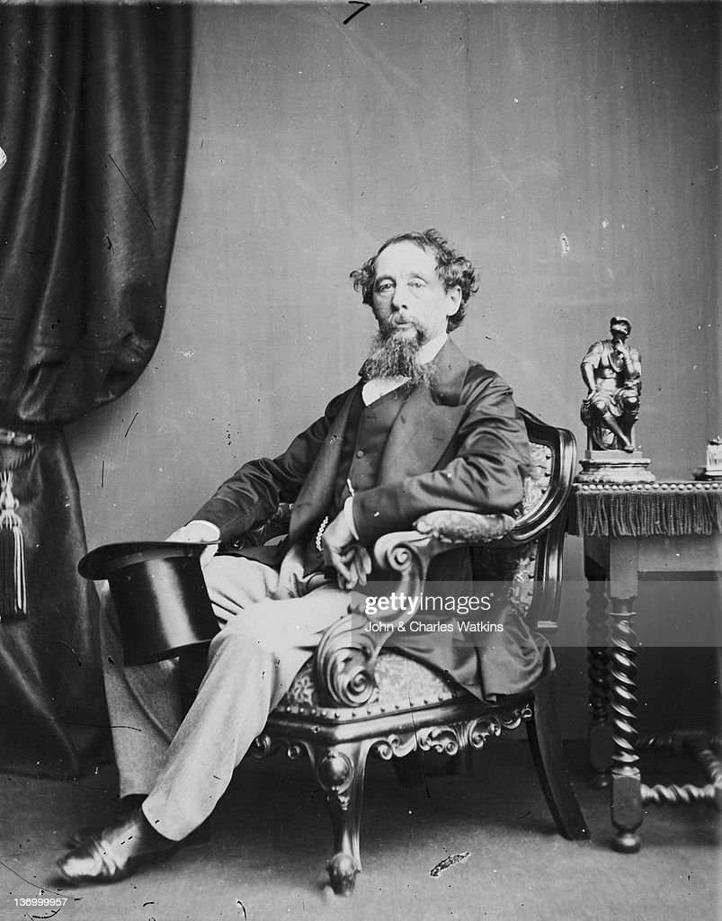 In Profile: Charles Dickens